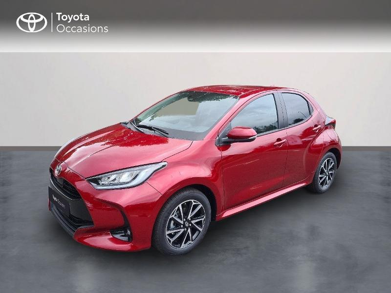 Toyota Yaris 70 VVT-i Design 5p Essence Rouge Métal Occasion à vendre
