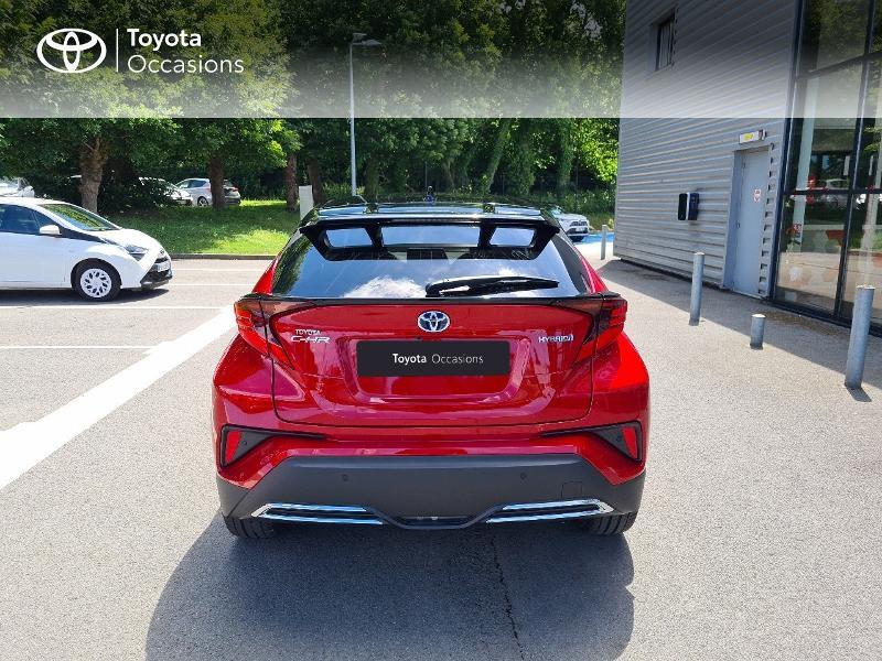 Photo 28 de l'offre de TOYOTA C-HR 184h Collection 2WD E-CVT MY20 à 33490€ chez Rizzon Auto - Toyota Guingamp