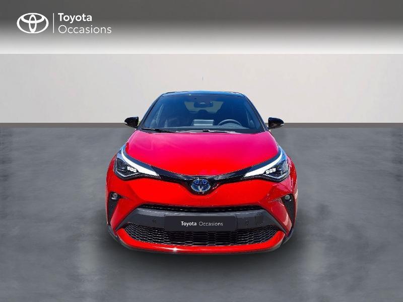 Photo 5 de l'offre de TOYOTA C-HR 184h Collection 2WD E-CVT MY20 à 33490€ chez Rizzon Auto - Toyota Guingamp