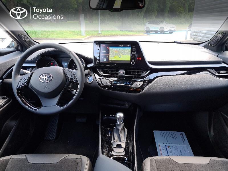 Photo 8 de l'offre de TOYOTA C-HR 184h Collection 2WD E-CVT MY20 à 33490€ chez Rizzon Auto - Toyota Guingamp