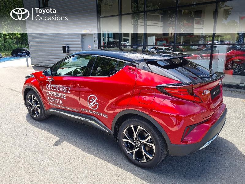 Photo 26 de l'offre de TOYOTA C-HR 184h Collection 2WD E-CVT MY20 à 33490€ chez Rizzon Auto - Toyota Guingamp
