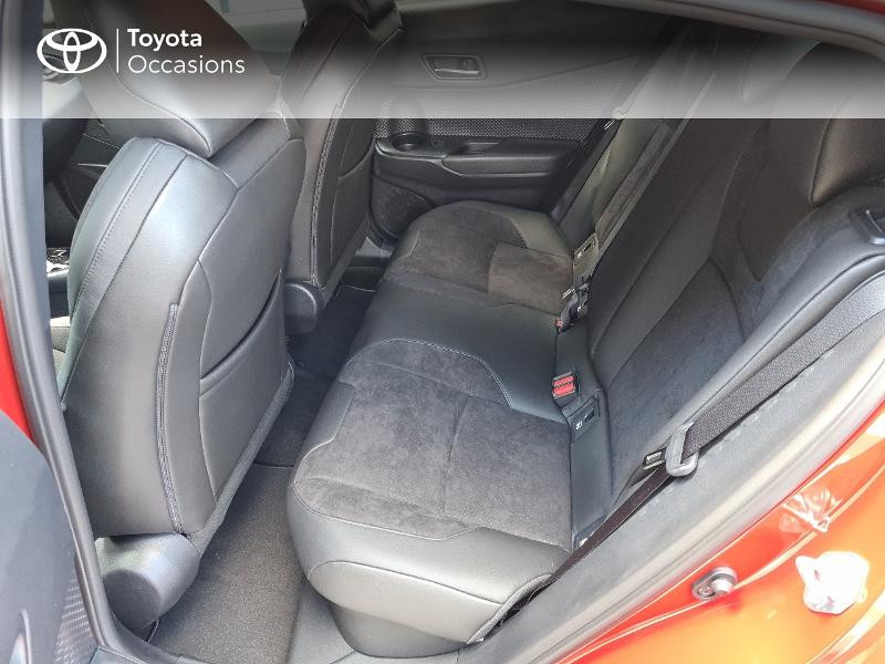 Photo 12 de l'offre de TOYOTA C-HR 184h Collection 2WD E-CVT MY20 à 33490€ chez Rizzon Auto - Toyota Guingamp