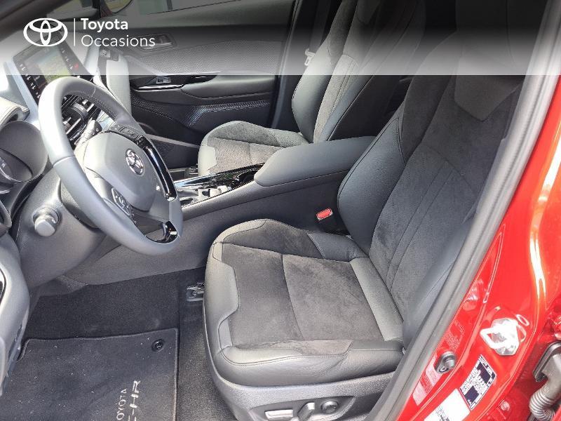 Photo 11 de l'offre de TOYOTA C-HR 184h Collection 2WD E-CVT MY20 à 33490€ chez Rizzon Auto - Toyota Guingamp