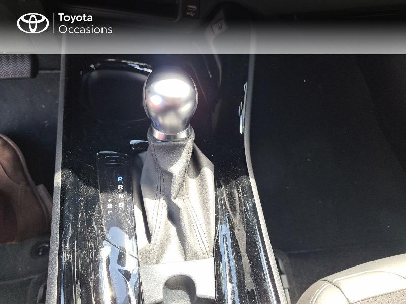 Photo 23 de l'offre de TOYOTA C-HR 184h Collection 2WD E-CVT MY20 à 33490€ chez Rizzon Auto - Toyota Guingamp