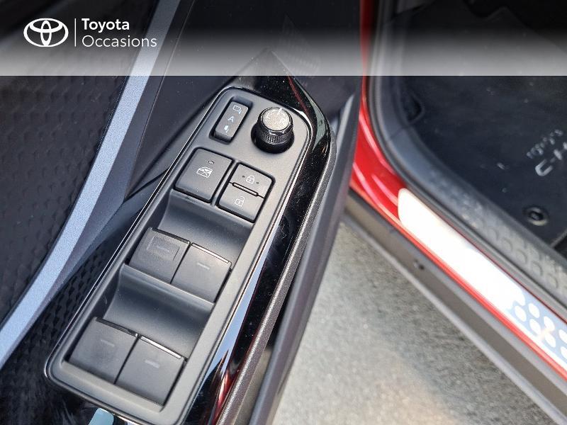 Photo 21 de l'offre de TOYOTA C-HR 184h Collection 2WD E-CVT MY20 à 33490€ chez Rizzon Auto - Toyota Guingamp