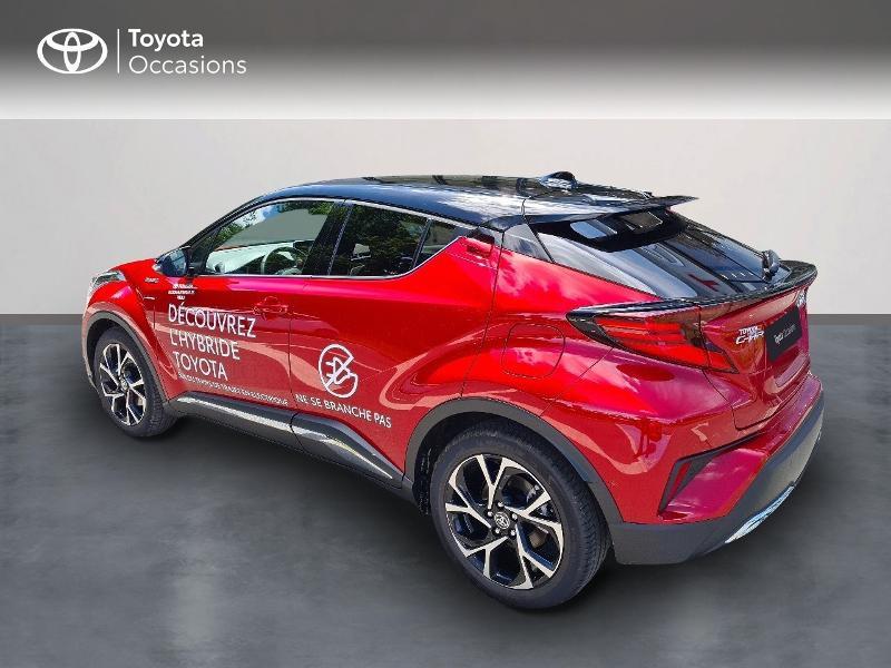 Photo 2 de l'offre de TOYOTA C-HR 184h Collection 2WD E-CVT MY20 à 33490€ chez Rizzon Auto - Toyota Guingamp