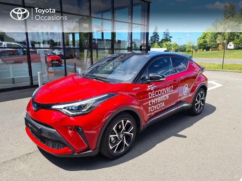 Photo 25 de l'offre de TOYOTA C-HR 184h Collection 2WD E-CVT MY20 à 33490€ chez Rizzon Auto - Toyota Guingamp