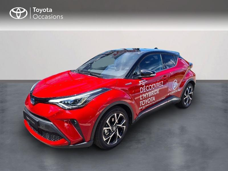 Photo 1 de l'offre de TOYOTA C-HR 184h Collection 2WD E-CVT MY20 à 33490€ chez Rizzon Auto - Toyota Guingamp