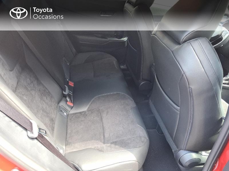 Photo 7 de l'offre de TOYOTA C-HR 184h Collection 2WD E-CVT MY20 à 33490€ chez Rizzon Auto - Toyota Guingamp