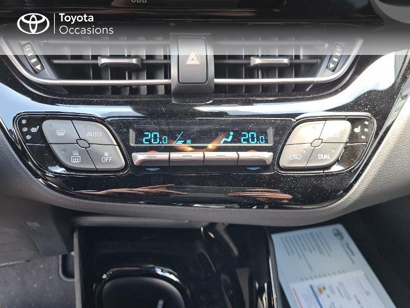 Photo 22 de l'offre de TOYOTA C-HR 184h Collection 2WD E-CVT MY20 à 33490€ chez Rizzon Auto - Toyota Guingamp