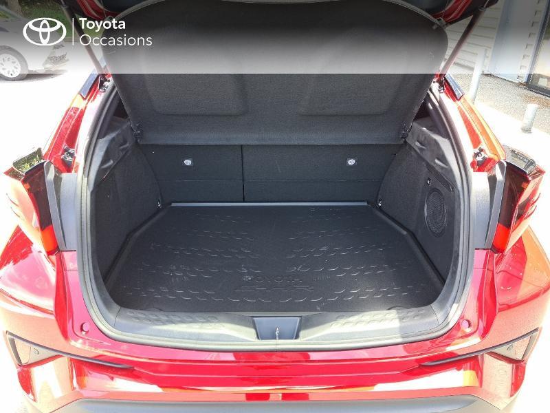 Photo 10 de l'offre de TOYOTA C-HR 184h Collection 2WD E-CVT MY20 à 33490€ chez Rizzon Auto - Toyota Guingamp