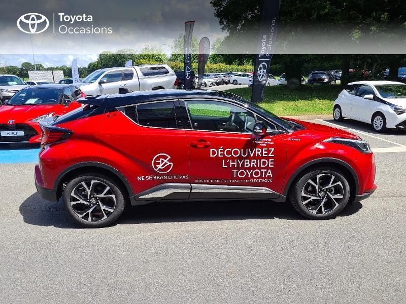 Photo 17 de l'offre de TOYOTA C-HR 184h Collection 2WD E-CVT MY20 à 33490€ chez Rizzon Auto - Toyota Guingamp