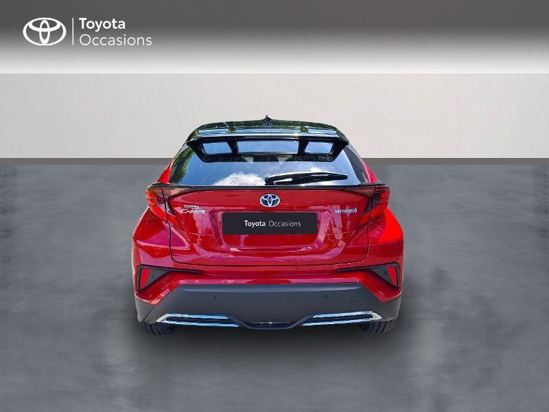 Photo 4 de l'offre de TOYOTA C-HR 184h Collection 2WD E-CVT MY20 à 33490€ chez Rizzon Auto - Toyota Guingamp