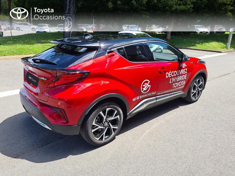 Photo 18 de l'offre de TOYOTA C-HR 184h Collection 2WD E-CVT MY20 à 33490€ chez Rizzon Auto - Toyota Guingamp