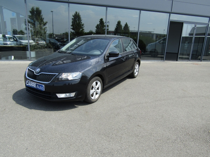 Photo 2 de l'offre de SKODA RAPID 1.6 TDI 90CH CR FAP GREENTEC ACTIVE / RAPID I / PH1 à 9890€ chez Carre automobiles