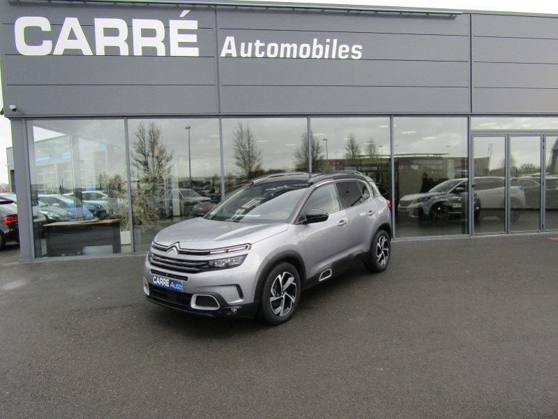 Citroen C5 AIRCROSS BLUEHDI 180CH S&S SO CHIC EAT8 Diesel GRIS Occasion à vendre