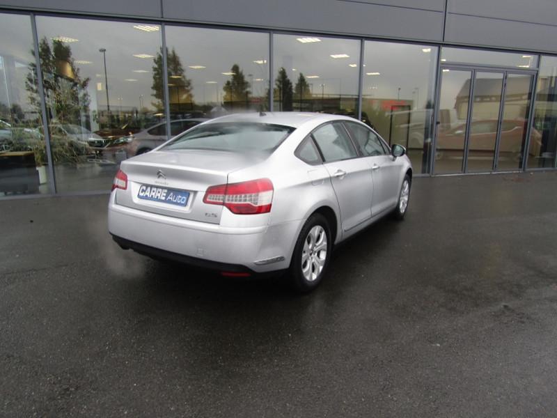 Photo 7 de l'offre de CITROEN C5 2.0 HDI140 FAP  BUSINESS à 9490€ chez Carre automobiles