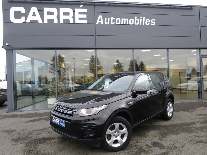 Land-Rover DISCOVERY SPORT 2.0 ED4 150CH 2WD BUSINESS MARK II Diesel NOIR Occasion à vendre