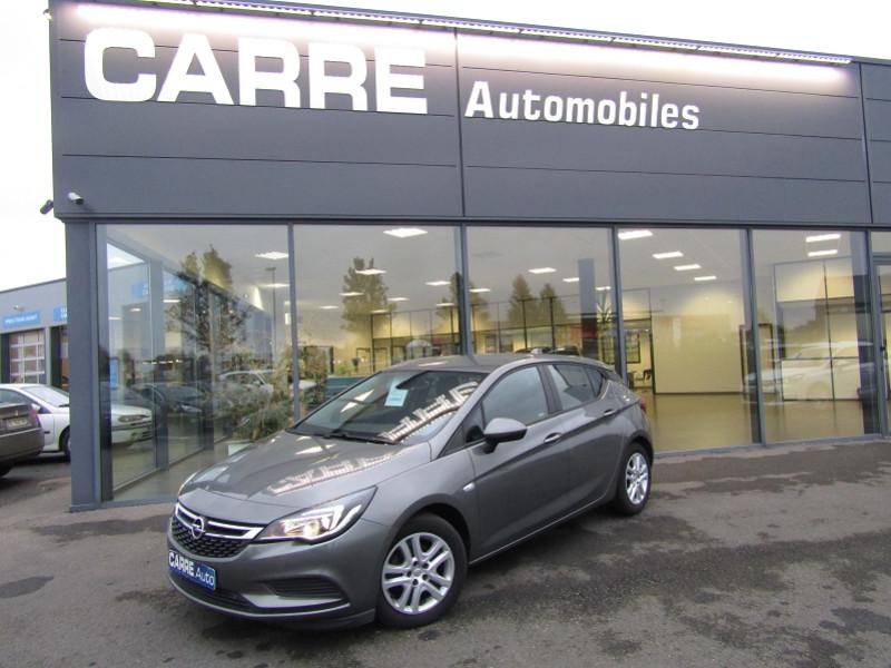 Opel ASTRA 1.6 D 110CH EDITION Diesel GRIS VERT Occasion à vendre