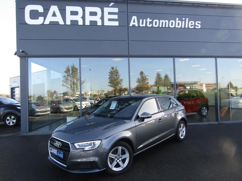 Audi A3 SPORTBACK 1.6 TDI 116CH BUSINESS S TRONIC 7 Diesel GRIS Occasion à vendre