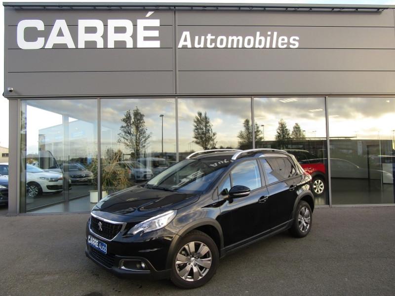 Peugeot 2008 1.2 PURETECH 110CH SIGNATURE Essence NOIR Occasion à vendre