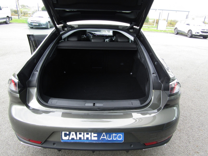 Photo 5 de l'offre de PEUGEOT 508 BLUEHDI 130CH S&S ALLURE à 29890€ chez Carre automobiles