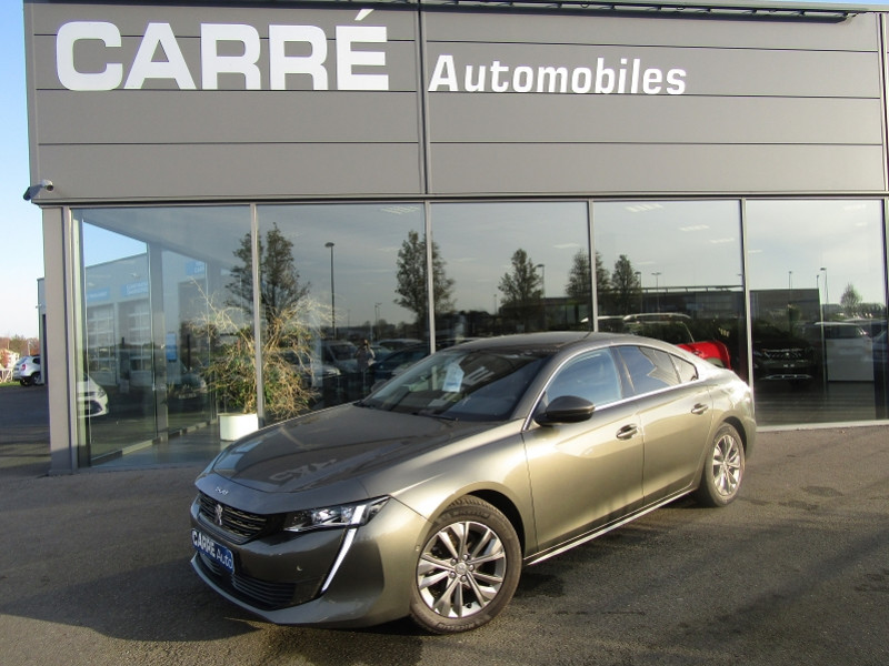 Photo 1 de l'offre de PEUGEOT 508 BLUEHDI 130CH S&S ALLURE à 29890€ chez Carre automobiles