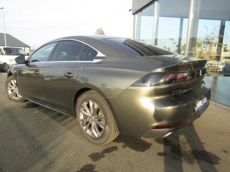 Photo 8 de l'offre de PEUGEOT 508 BLUEHDI 130CH S&S ALLURE à 29890€ chez Carre automobiles