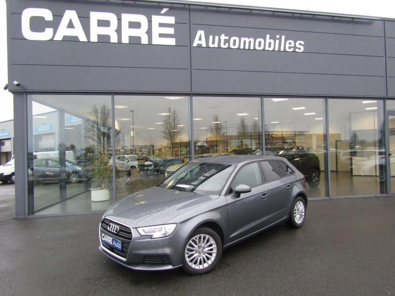 Audi A3 SPORTBACK 1.6 TDI 110CH Diesel GRIS Occasion à vendre