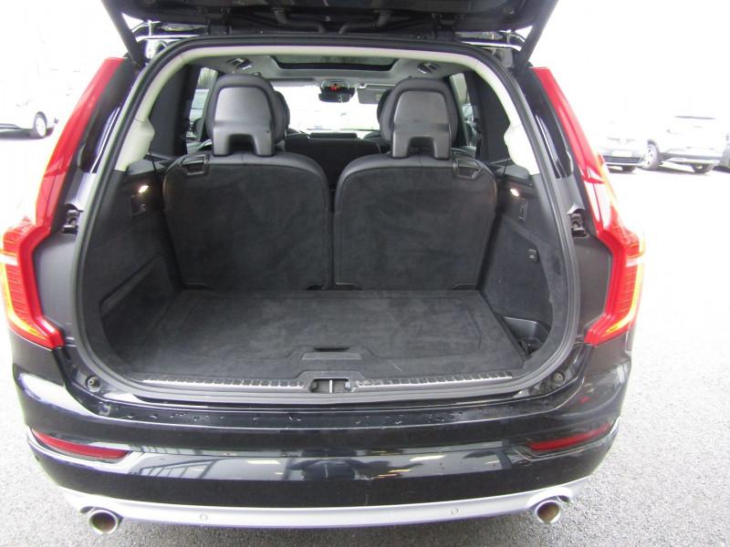 Photo 7 de l'offre de VOLVO XC90 D5 AWD 235CH MOMENTUM GEARTRONIC 7 PLACES à 35990€ chez Carre automobiles
