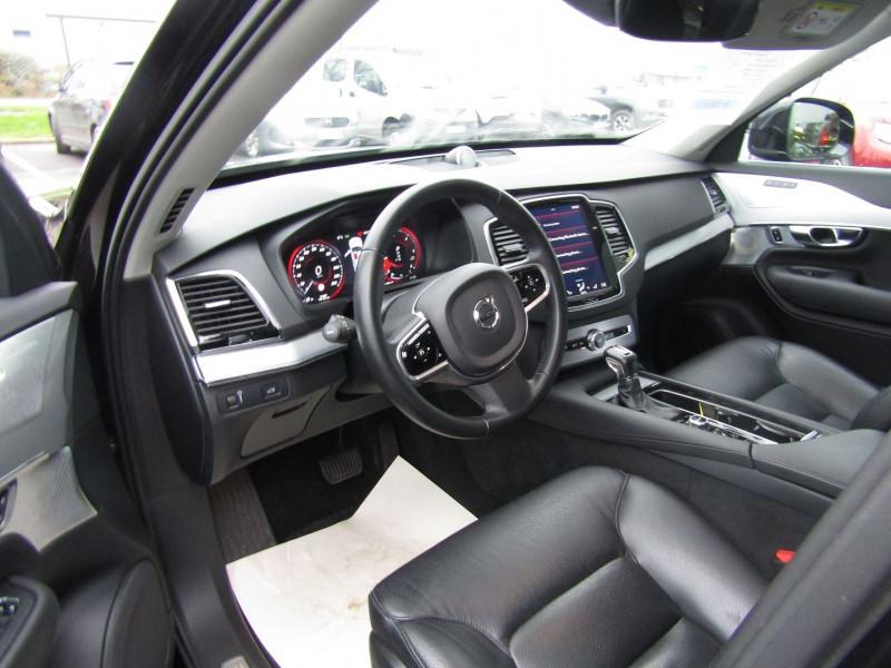 Photo 3 de l'offre de VOLVO XC90 D5 AWD 235CH MOMENTUM GEARTRONIC 7 PLACES à 35990€ chez Carre automobiles