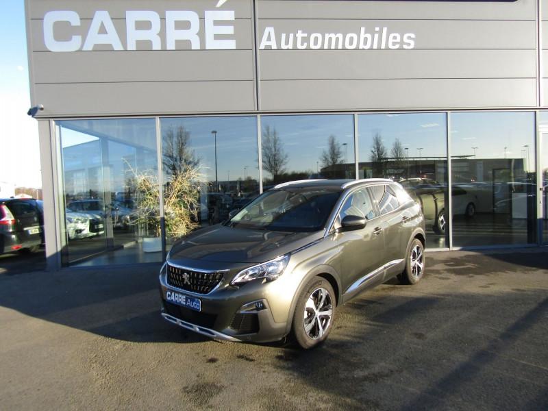 Peugeot 3008 1.5 BLUEHDI 130CH E6.C ALLURE S&S 111G Diesel GRIS AMAZONITE Occasion à vendre