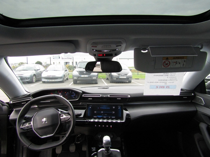Photo 3 de l'offre de PEUGEOT 508 BLUEHDI 130CH S&S ALLURE à 29890€ chez Carre automobiles