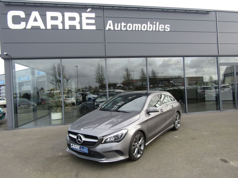 Mercedes-Benz CLA SHOOTING BRAKE 180 D BUSINESS Diesel GRIS Occasion à vendre