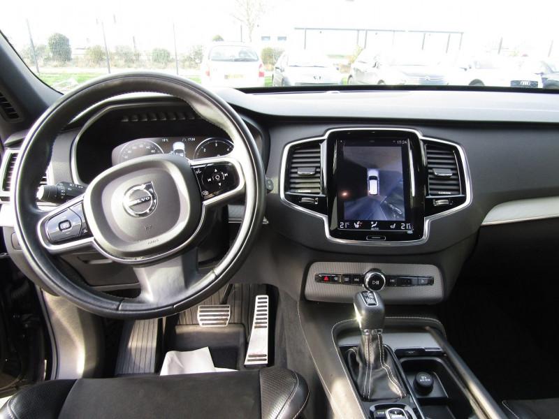 Photo 5 de l'offre de VOLVO XC90 D4 190CH KINETIC R-DESIGN GEARTRONIC 5 PLACES à 31990€ chez Carre automobiles