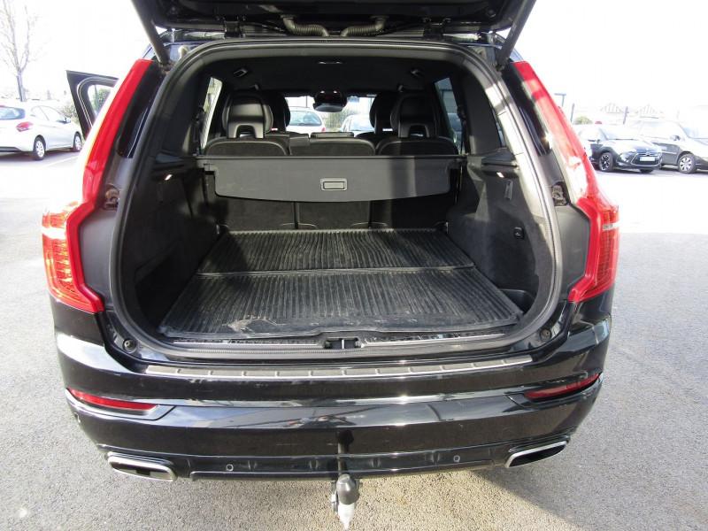 Photo 7 de l'offre de VOLVO XC90 D4 190CH KINETIC R-DESIGN GEARTRONIC 5 PLACES à 31990€ chez Carre automobiles