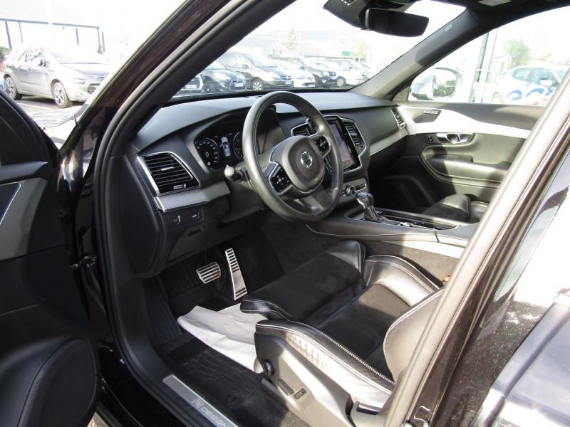 Photo 3 de l'offre de VOLVO XC90 D4 190CH KINETIC R-DESIGN GEARTRONIC 5 PLACES à 31990€ chez Carre automobiles