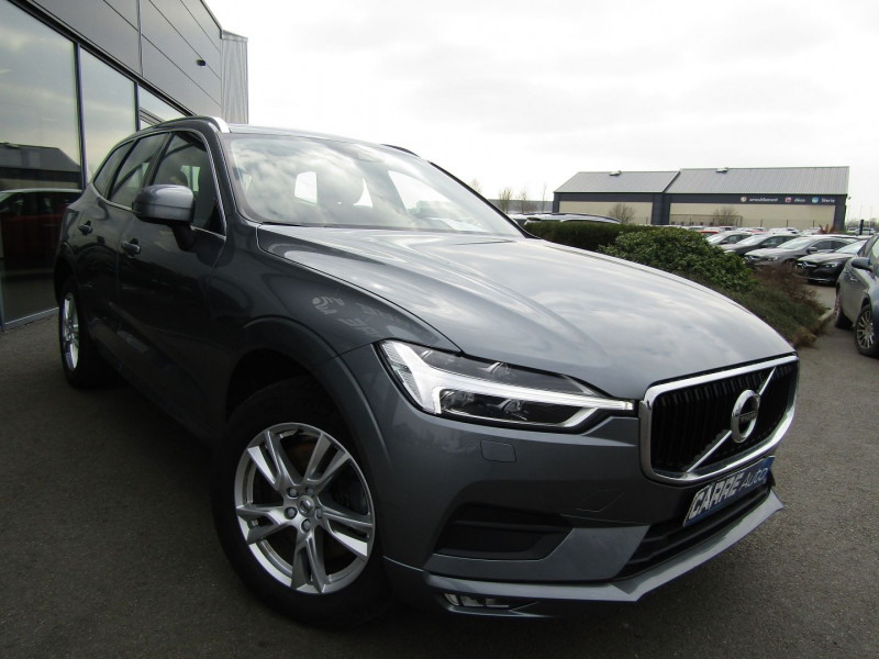 Photo 2 de l'offre de VOLVO XC60 D4 190CH MOMENTUM BUSINESS GEARTRONIC à 31990€ chez Carre automobiles