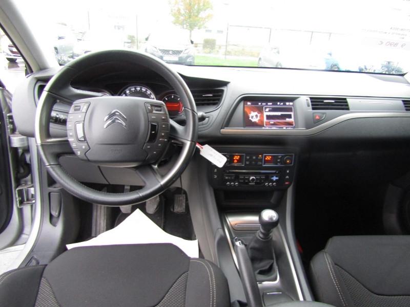 Photo 4 de l'offre de CITROEN C5 2.0 HDI140 FAP  BUSINESS à 9490€ chez Carre automobiles