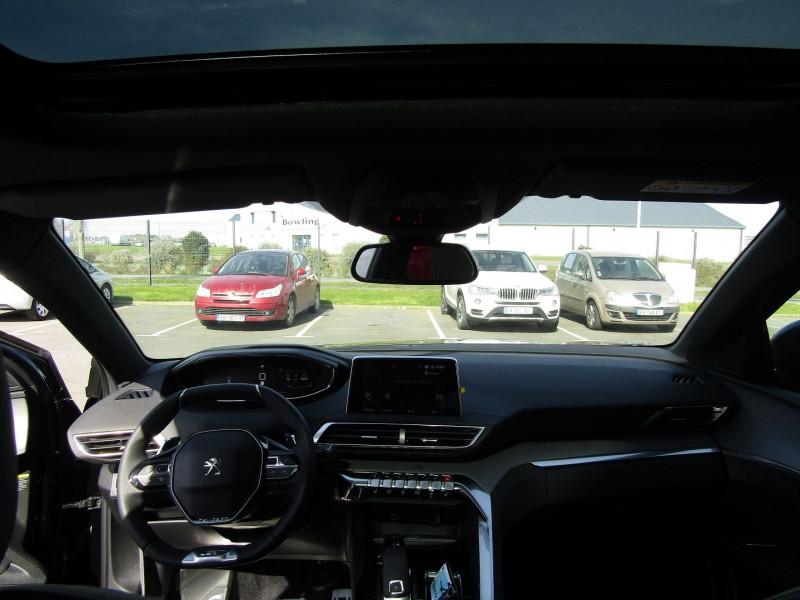 Photo 4 de l'offre de PEUGEOT 3008 2.0 BLUEHDI 180CH S&S GT EAT8 à 39690€ chez Carre automobiles