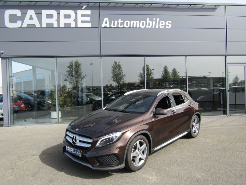 Mercedes-Benz CLASSE GLA (X156) 200 D BUSINESS PACK AMG Diesel MARRON Occasion à vendre