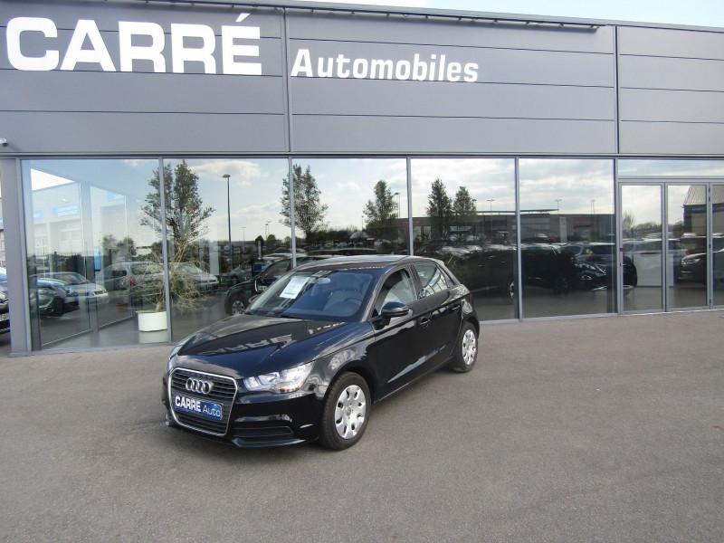 Audi A1 SPORTBACK 1.6 TDI 105CH FAP ATTRACTION Diesel NOIR Occasion à vendre
