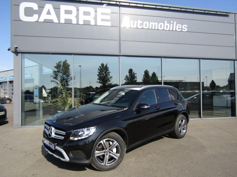 Mercedes-Benz GLC 220 D 163CH BUSINESS 4MATIC 9G-TRONIC Diesel NOIR Occasion à vendre