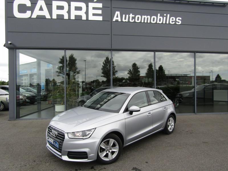 Audi A1 SPORTBACK 1.4 TDI 90CH BUSINESS Diesel GRIS ALU Occasion à vendre