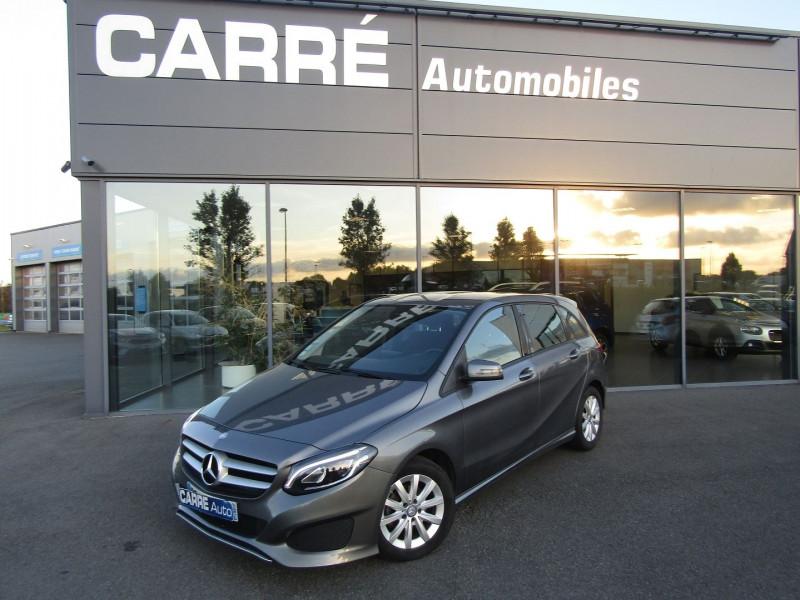 Mercedes-Benz CLASSE B (W246) 180 CDI BUSINESS Diesel GRIS Occasion à vendre