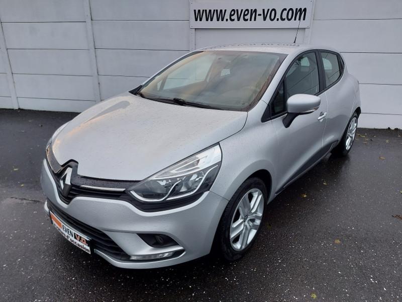 Renault CLIO IV 1.5 DCI 90CH ENERGY BUSINESS 82G 5P Diesel GRIS  Occasion à vendre