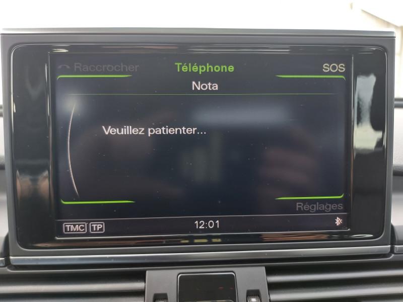 Photo 21 de l'offre de AUDI A6 3.0 V6 TDI 245CH AVUS QUATTRO S TRONIC 7 à 19500€ chez Even VO