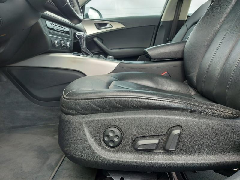 Photo 7 de l'offre de AUDI A6 3.0 V6 TDI 245CH AVUS QUATTRO S TRONIC 7 à 19500€ chez Even VO