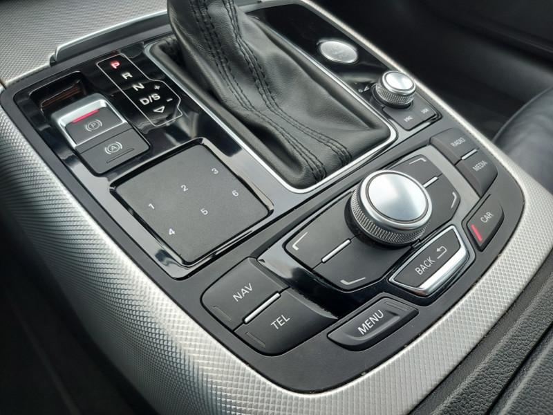Photo 14 de l'offre de AUDI A6 3.0 V6 TDI 245CH AVUS QUATTRO S TRONIC 7 à 19500€ chez Even VO