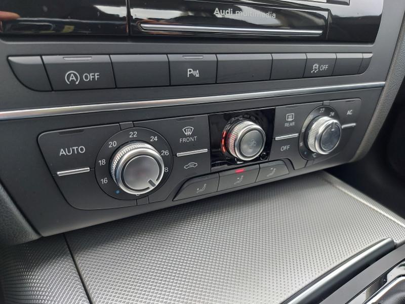 Photo 16 de l'offre de AUDI A6 3.0 V6 TDI 245CH AVUS QUATTRO S TRONIC 7 à 19500€ chez Even VO